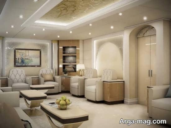 Living room lighting 9 - راهنمای نورپردازی اتاق پذیرایی و اصول آن