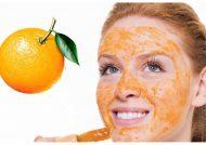 ماسک پوست پرتقال