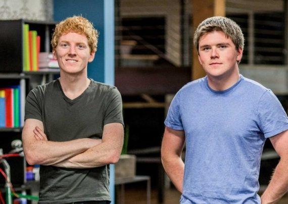 دو برادر میلیاردر