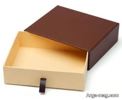 درست کردن جعبه مقوایی با ایده خلاقانه
