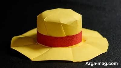ایده ساختن کلاه کاغذی
