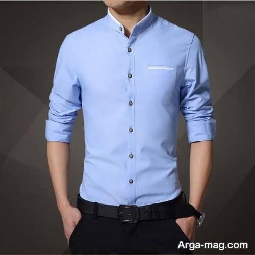 مدل پیراهن زیبا و شیک مردانه