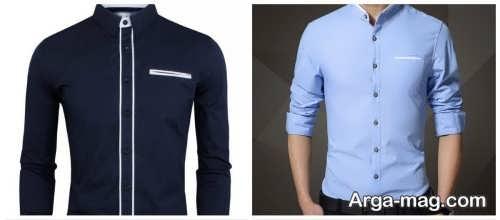 مدل پیراهن مردانه 2018