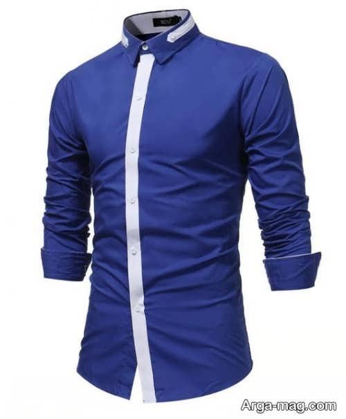 مدل پیراهن شیک و مردانه