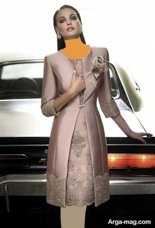 Model Manto guipure kar shodeh 9 - با جدیدترین انواع مدل مانتو گیپور کار شده و مجلسی آشنا شوید
