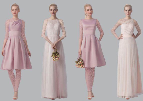 مدل لباس مجلسی مادر عروس