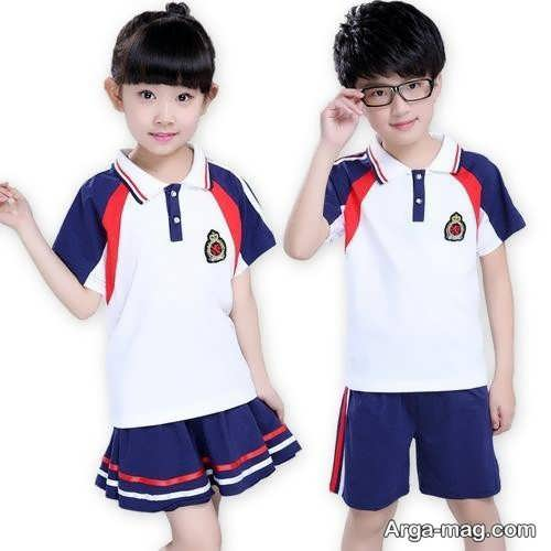 Model baby clothes set 1 - ست لباس های بچه گانه برای دختر بچه ها و پسربچه های خوش پوش