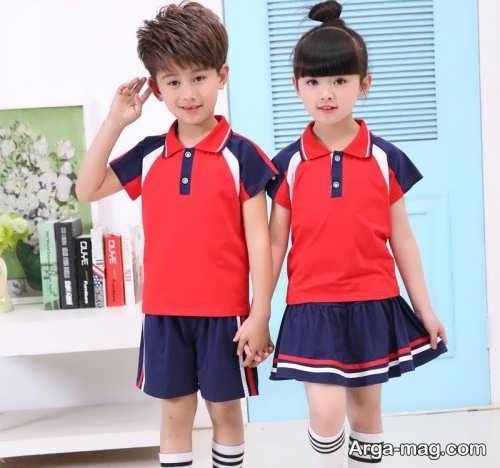 Model baby clothes set 10 - ست لباس های بچه گانه برای دختر بچه ها و پسربچه های خوش پوش