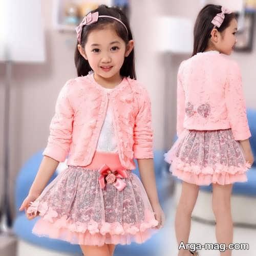 Model baby clothes set 14 - ست لباس های بچه گانه برای دختر بچه ها و پسربچه های خوش پوش