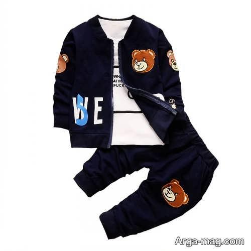 Model baby clothes set 18 - ست لباس های بچه گانه برای دختر بچه ها و پسربچه های خوش پوش