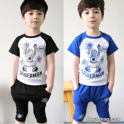 Model baby clothes set 30 - ست لباس های بچه گانه برای دختر بچه ها و پسربچه های خوش پوش