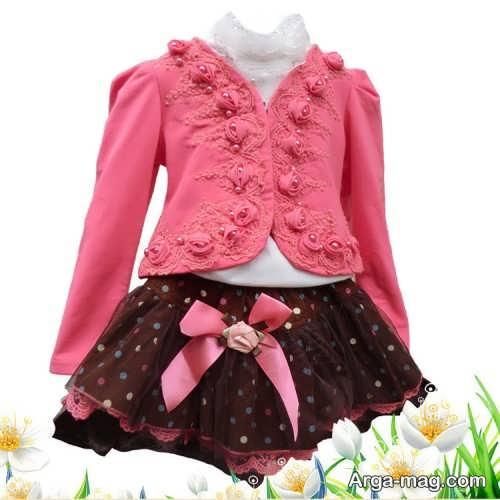 Model baby clothes set 31 - ست لباس های بچه گانه برای دختر بچه ها و پسربچه های خوش پوش