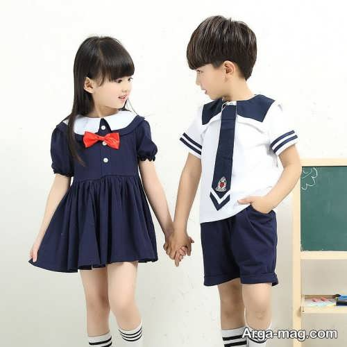 Model baby clothes set 34 - ست لباس های بچه گانه برای دختر بچه ها و پسربچه های خوش پوش