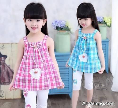 Model baby clothes set 35 - ست لباس های بچه گانه برای دختر بچه ها و پسربچه های خوش پوش