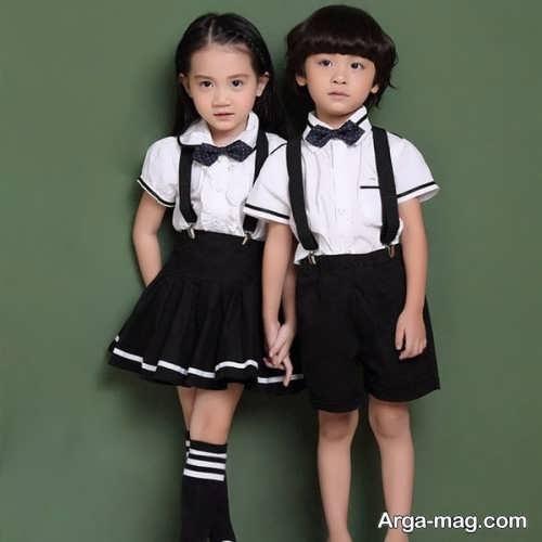 Model baby clothes set 36 - ست لباس های بچه گانه برای دختر بچه ها و پسربچه های خوش پوش