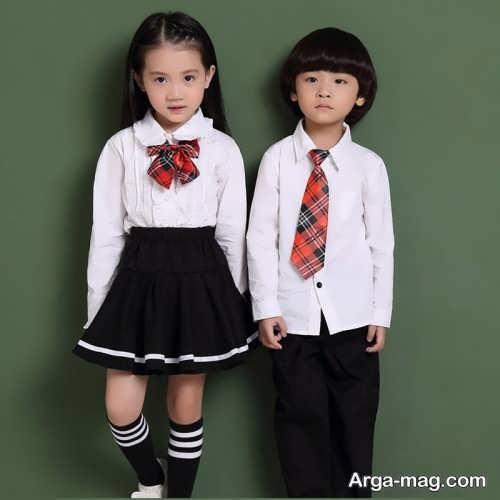 Model baby clothes set 40 - ست لباس های بچه گانه برای دختر بچه ها و پسربچه های خوش پوش