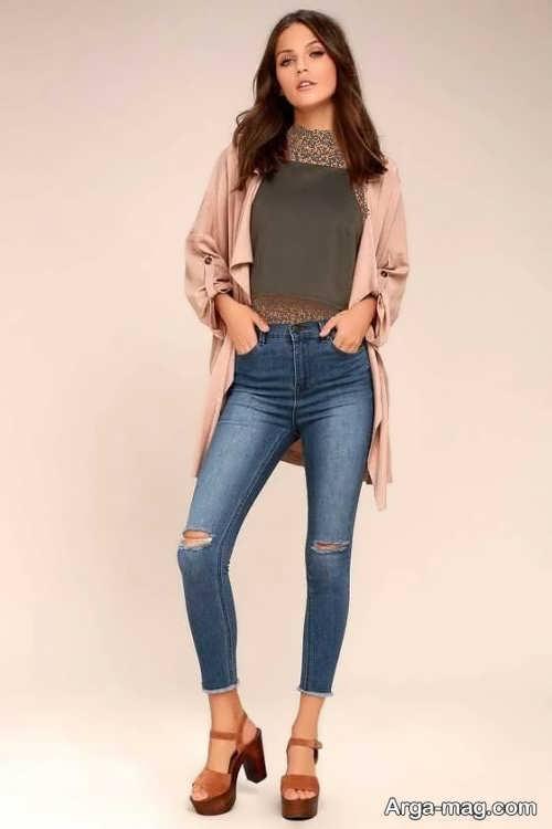Model jeans 13 - مدل شلوار جین زنانه و دخترانه با طرح های مد سال