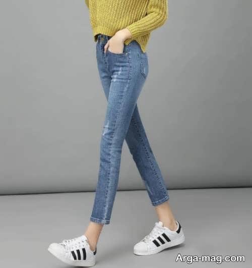 شلوار جین زیبا