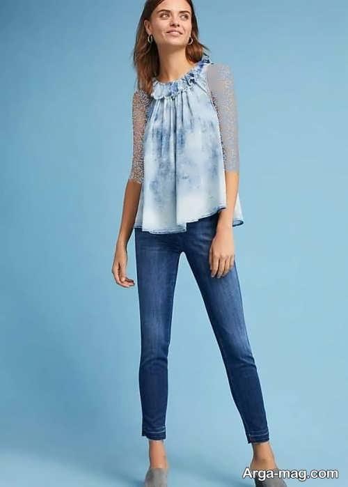 Model jeans 23 - مدل شلوار جین زنانه و دخترانه با طرح های مد سال