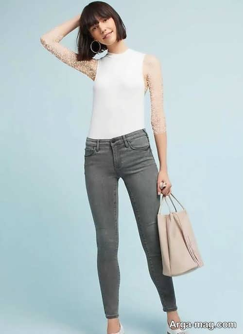 Model jeans 24 - مدل شلوار جین زنانه و دخترانه با طرح های مد سال