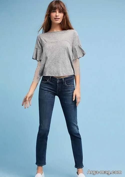 Model jeans 27 - مدل شلوار جین زنانه و دخترانه با طرح های مد سال