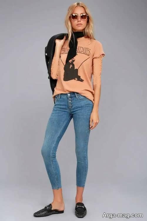 Model jeans 7 - مدل شلوار جین زنانه و دخترانه با طرح های مد سال