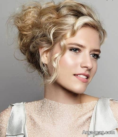 New closed hair 15 - ۴۰ مدل موی بسته جدید و جذاب برای مهمانی ها