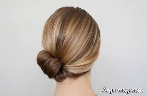 New closed hair 16 - ۴۰ مدل موی بسته جدید و جذاب برای مهمانی ها