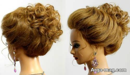 New closed hair 19 - ۴۰ مدل موی بسته جدید و جذاب برای مهمانی ها