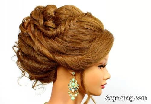 New closed hair 22 - ۴۰ مدل موی بسته جدید و جذاب برای مهمانی ها