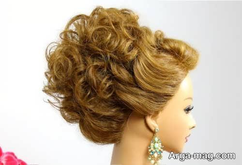 New closed hair 23 - ۴۰ مدل موی بسته جدید و جذاب برای مهمانی ها