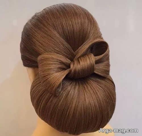 New closed hair 26 - ۴۰ مدل موی بسته جدید و جذاب برای مهمانی ها