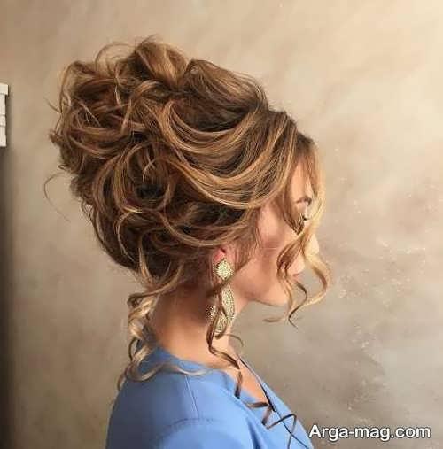 New closed hair 37 - ۴۰ مدل موی بسته جدید و جذاب برای مهمانی ها