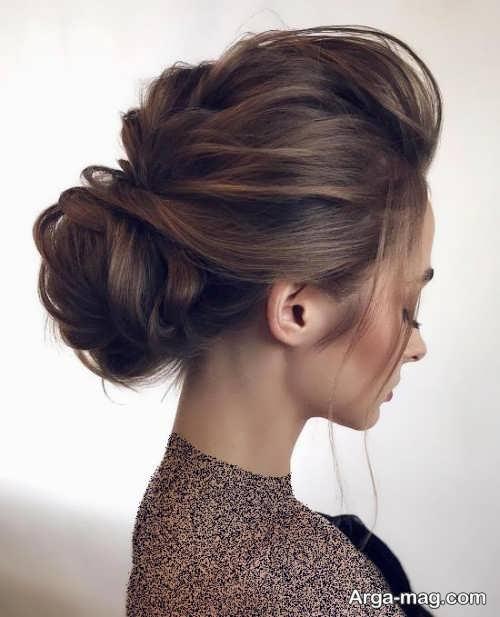 New closed hair 38 - ۴۰ مدل موی بسته جدید و جذاب برای مهمانی ها