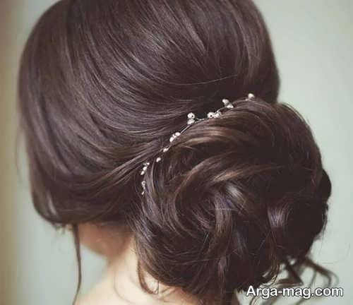 New closed hair 4 - ۴۰ مدل موی بسته جدید و جذاب برای مهمانی ها