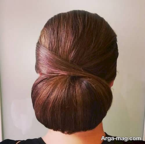 New closed hair 5 - ۴۰ مدل موی بسته جدید و جذاب برای مهمانی ها
