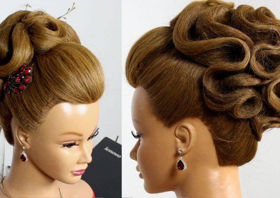 مدل موی بسته جدید