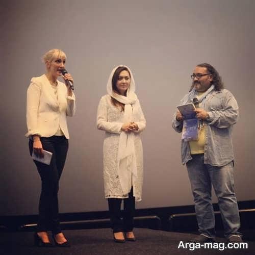 مدل مانتوهای نیکی کریمی بازیگر ایرانی