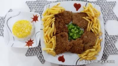 پیشنهاد آشپزی برای افطاری آخر هفته