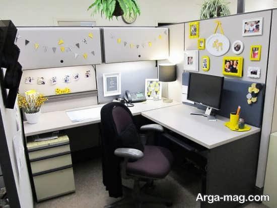 دکوراسیون مدرن دفاتر کار