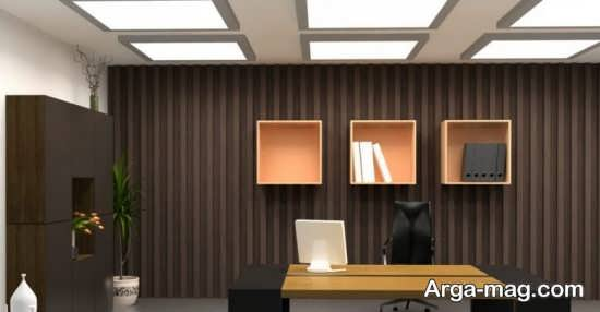دکوراسیون جدید دفاتر کار