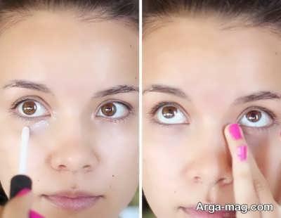 آرایش چشم ها