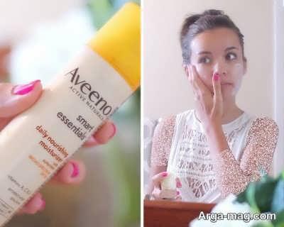 استفاده از مرطوب کننده برای پوست چرب