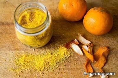 ماسکهای پوست پرتقال