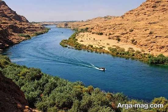 PAMNAR 4 - مکان های جذاب و دیدنی پامنار در دزفول