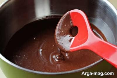 طرز تهیه پنکیک شکلاتی در خانه