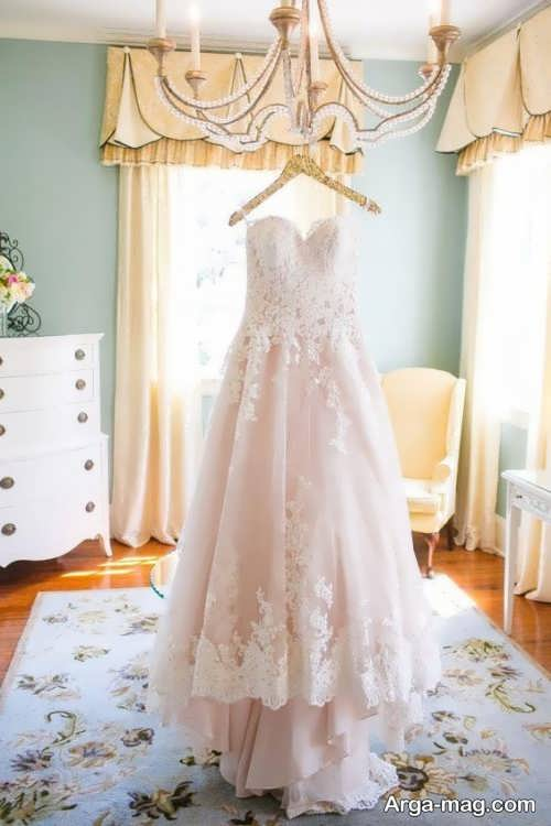 [تصویر:  Pink-Wedding-Dress-19.jpg]