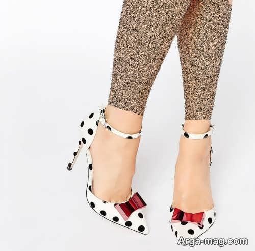 مدل کفش پاشنه بلند و شیک