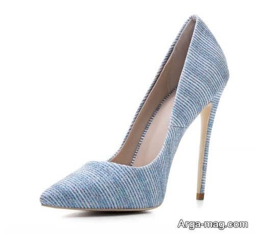 مدل کفش طرح دار و زیبا