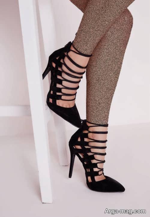 مدل کفش شیک و نوک تیز